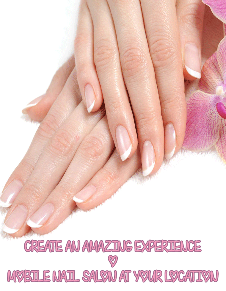 Mobile Nail Salon Los Angeles CA - Nails Envie Eco-Friendly