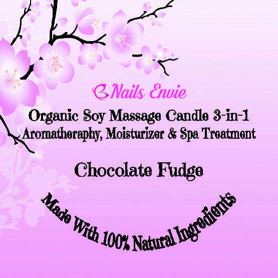 Chocolate Fudge Scented Candle